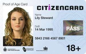 Citizencard discount!