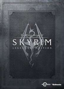 The Elder Scrolls V: Skyrim - Legendary Edition (Steam) £8.63 @ Instant Gaming (Upgrades You To The Remaster Free)