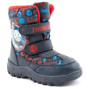 Character Thomas Snow Wellington Boots,  £5 free Delivery with code, was £22 jonesbootmaker