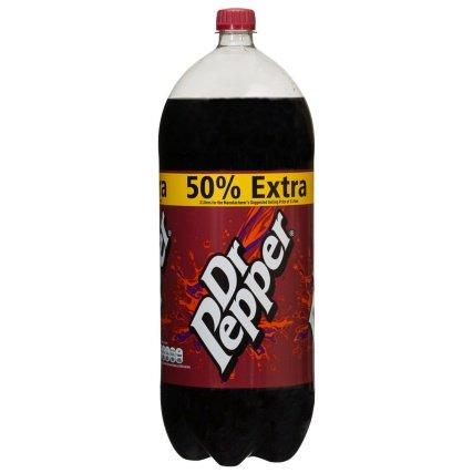 Dr Pepper (2L+50% free = 3L) was £1.99 now £1.50 @ B&M