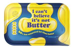 I Can't Believe It's Not Butter - 400g for 39p @ FarmFoods