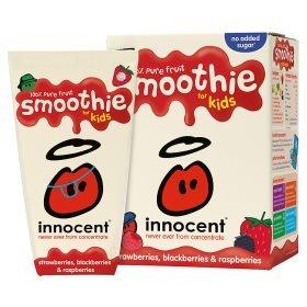 Innocent Kids 4x180 £1.50 ASDA