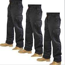 Mens MIG cargo trousers £11.98 @ Groupon