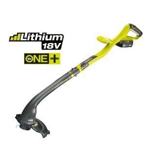 Ryobi RLT1825LI ONE+ Cordless Grass Trimmer with 1.3 Ah Battery and Charger, 18 V £63.99 Delivered @ Amazon