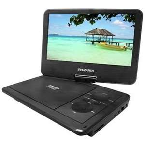 Sylvania 9 inch portable DVD player @ Argos