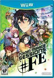 Tokyo mirage sessions pre owned £29.99 or £35.00 new @ Grainger games