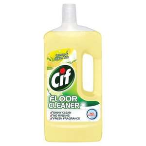 Cif Floor Cleaner Ocean (1L) Half Price was £2.00 now £1.00 @ Tesco