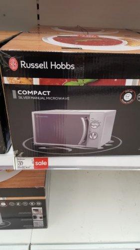 Russell hobbs microwave £37 Asda