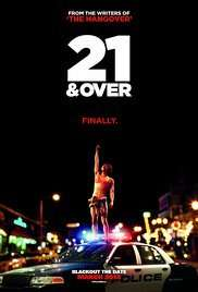 21 & Over Bluray scanning at 5p in Poundland