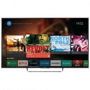 "Sony Bravia KDL75W855CBU  75"" Smart 3D Android TV - Black £1979.00 - @ AO"