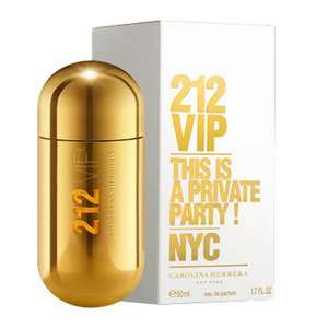 Carolina Herrera 212 VIP parfum 50ml £22 @ superdrug