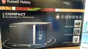 Russell Hobbs Microwave 800w at Morrisons - £40