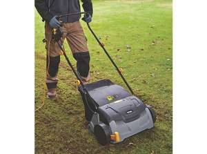 TITAN TTB428GDO 32cm 1300W Lawn Scarifier for £47.99 at Screwfix (Free C+C)