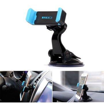 MEIDI Car Multifunction Phone Holder Air Vent Windshield Holder Stand Adjustable Support 6.0 inch £4.65 @ Banggood