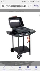 Grillchef by landmann gas bbq £25 @ Tesco - Edinburgh