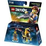Lego dimensions fun packs 3 for 2 on Amazon  (Lego Dimensions - The Simpsons - Bart Fun Pack £9.99 prime / £11.98 non prime)