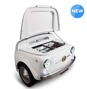 Smeg Fiat 500 Drinks Chiller £5999.89 - Costco