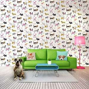 50% Off Selected Wallpaper instore @ B&M (can view online) ie Coloroll Designer Dog Wallpaper was £6.99 now £3.49