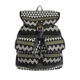 F&F Metallic Trim Aztec Rucksack £7.00 Tesco Direct (C&C £2 or Free with Delivery Saver Customers)
