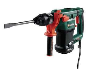 Parkside SDS plus1500w Hammer Drill and accessories Lidl 25 August £39.99 3 year warranty