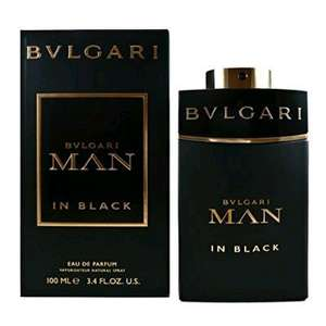 Bvlgari Man In Black Homme Men Eau de Parfum 100 ml  £35 Sold by Euro goodies and Fulfilled by Amazon.