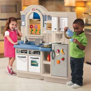 Little tikes inside out grill & bbq kitchen was 125.99 now 39.00 at john lewis