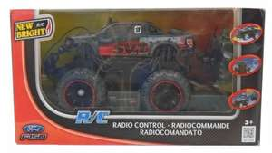 New Bright 1/24 RC CAR was £12 now £3 instore @ Tesco