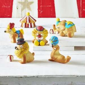 Lakeland 3D Circus cake/ jelly mould reduced from £10.29 to 99p