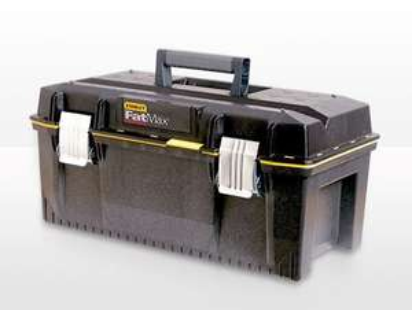 "Screwfix FatMax STANLEY FATMAX 23"" STRUCTURAL FOAM TOOL BOX was £23.99 NOW £14.39 st Screwfix"