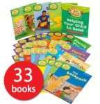 Biff, Chip and Kipper Levels 1-3 and 4-6 (58 books in total) just £26.38 Del with code @ The Book People (Ladybird Read It Yourself Collection - 50 Books £28 Del)