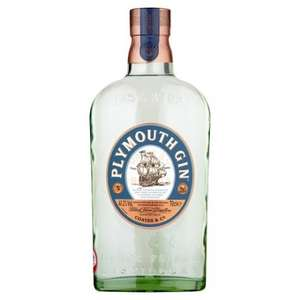 Plymouth gin 70cl £13 @ Tesco express