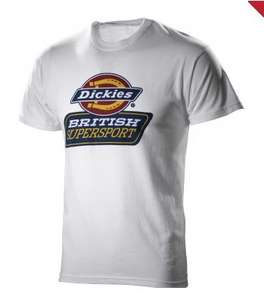 Dickies Supersport T-Shirt £7.24 @ Dickies Store