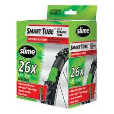 Slime inner tubes £4.99 at Rutland Cycling (£2.99 delivery or free over £10)