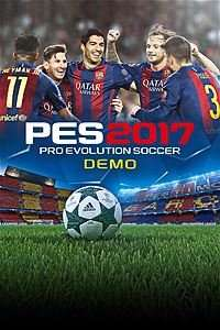Pro Evolution Soccer 2017 DEMO @ Xbox