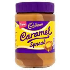 NEW Caramel and Crunchie Spread £1.75 @ Tesco