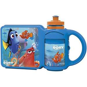 Disney Pixar Finding Dory Sandwich Box and Bottle Combo @ 3.00 in Entertainer Shop