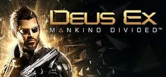 Deus Ex: Mankind Divided PC £29.99 @ GreenManGaming