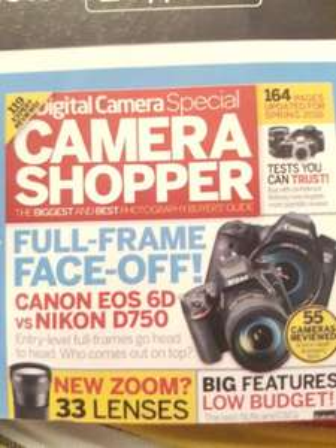 Camera Shopper Free PDF