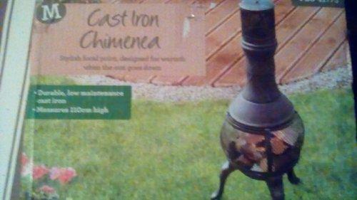 chimnea £25 @ Morrisons