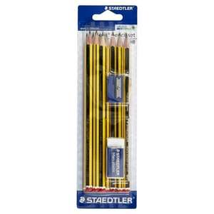 Staedtler Noris pencil set at Tesco for £1.50 in store