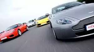 Double supercar blast experience day from Red Letter Days 43% cheaper now from £105 to £59 @ Red Letter Days