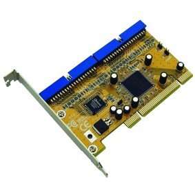 RAID Ultra ATA 133 PCI Card PATA £2.70 free click collect or £2.99 delivery or free on £10 @ Maplin