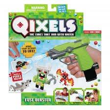 Qixels Fuse Blaster - £3.50 - Tesco Instore