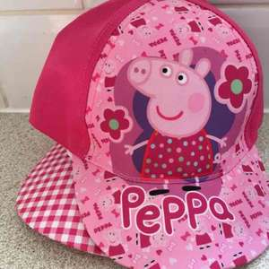 peppa pig caps x2 £1.00 instore at B&M - Coventry - walsgrave