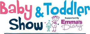 1/3 off Baby & Toddler show £8 @ Sandown tickets