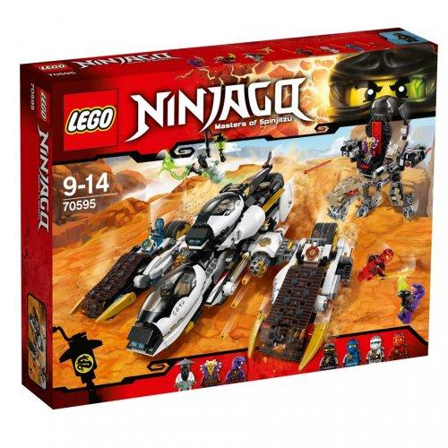 LEGO Ninjago Ultra Stealth Raider 70595 £63.99 @ Smyths
