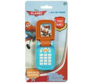 Disney Planes Flip Top Phone was £4.99 now £1.99 with free delivery from Argos