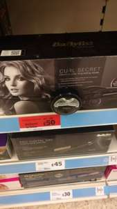 Babyliss Curl Secret £50 Sainsbury's. - Kingsgate