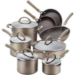 Circulon premier professional 13 piece pan set £164.89 @ Costco