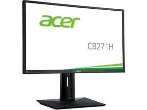"Acer CB271HK 27"" 3840x2160 4ms Wide 4K UHD IPS DVI LED Monitor £269.98 delivered @ BT Shop"